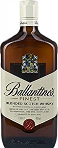 Ballantine's Finest Scotch Whisky 1 L by Pernod Ricard Deutschland GmbH