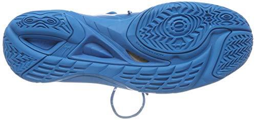 Mizuno Herren Shoe Waver Mirage Sneakers, Blau (Bjewel/Wht/Hocean 001), 46.5 EU - 3