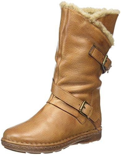Lotus Women's Jolanda Slouch Boots, Brown (Tan Leather), 6 UK 39 EU