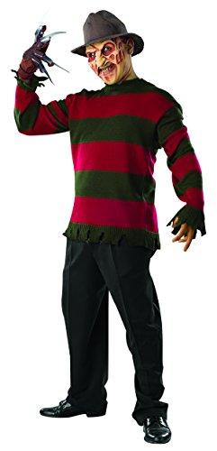 Rubie's Freddy Krueger Kostüm Deluxe - Freddy Krueger Kostüm Männer