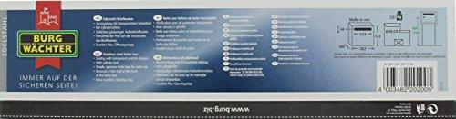 Burg-Wächter Borkum Briefkasten - 5