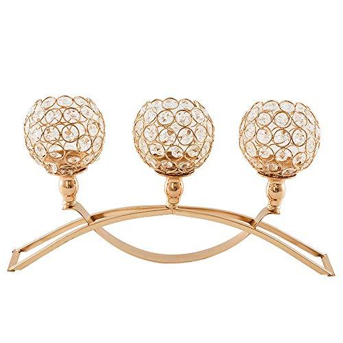 Kuingbhn-Home Candelero Candelabro candelabros