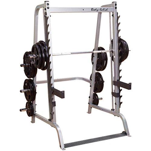 Body-Solid Série 7 roulements linéaires Smith Machine