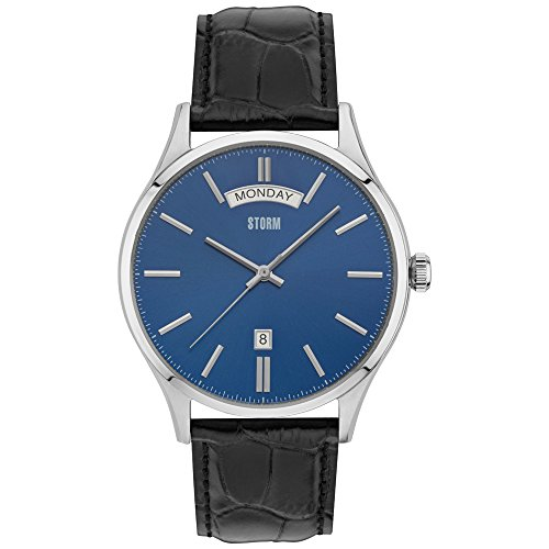 Storm London Montre Homme Dudley Blue cloches/B