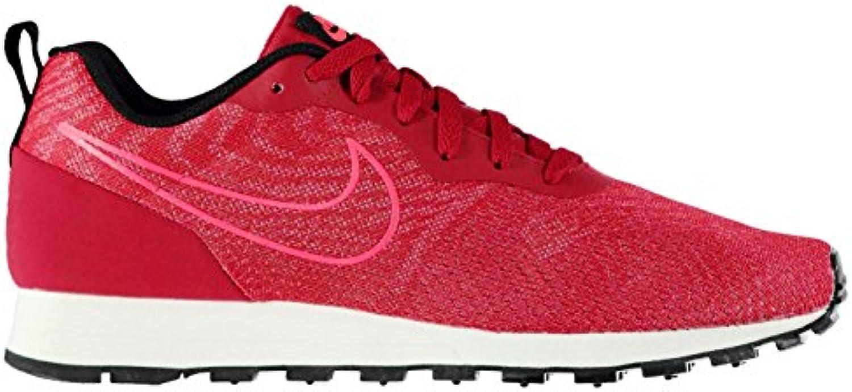 Official Trainers Nike MD Runner 2 eng Mesh Herren Turnschuhe  Rot Turnschuhe  für den Innenbereich