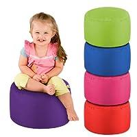 Pack of 5 Kids Bean Bags - 5 Kids Seat Pods in MULTI - Indoor & Outdoor Bean Bags