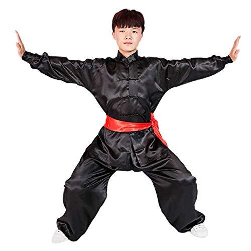Kung Fu Kostüm Für Erwachsene - Meijunter Traditionell Chinesisch Tai Chi Wushu