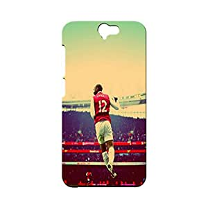 G-STAR Designer Printed Back case cover for HTC One A9 - G3966