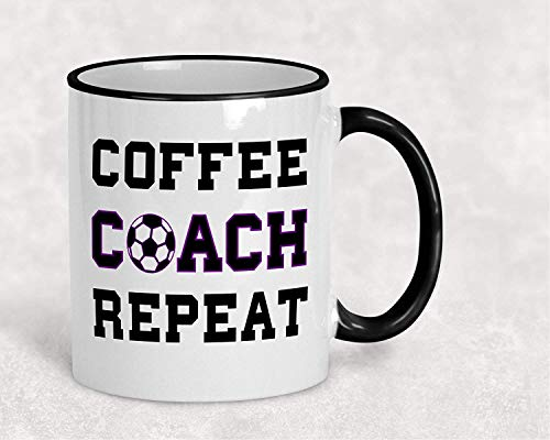 Coffee Mug Coach Gift Soccer Coach Mug Best Coach Ever Soccer Coach Gift Coach Cup Coach Gifts Coach Mug Gift for Coach Soccer Mug by ChGuangm
