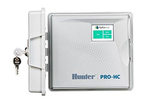 Programmierer WLAN Hunter HC Hydrawise 12Zonen Außen