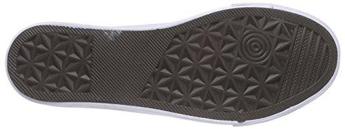 Nebulus Jersey, Sneaker Alte Donna Bianco