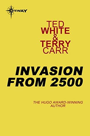 book cover of Invasion from 2500