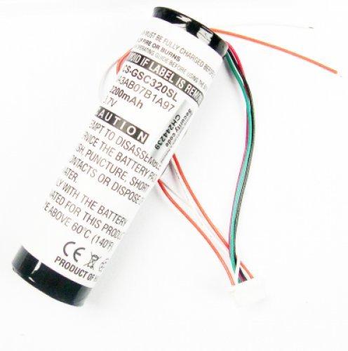 Batterie für Garmin StreetPilot Navigator c320-c340-c330-c5302200mAh