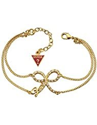 GENUINE GUESS Bracelet Ribbon Female - ubb71302