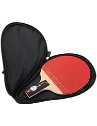 Tenis de Mesa Ping Pong Paddle Raqueta palo del bolso del caso de Nueva.