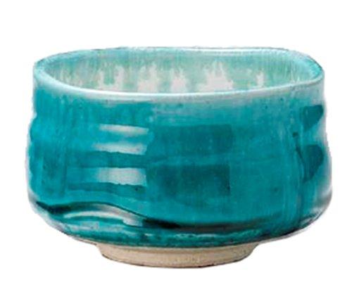 MINO Ware turkis blau Matcha Schale Made in Japan