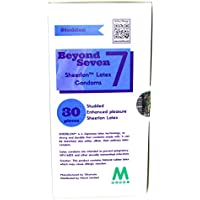 Beyond Seven Sheerlon Latex Nieten Kondome (Box 30 Stück) preisvergleich bei billige-tabletten.eu