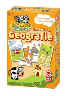 Togggolino Ich lerne Geografie