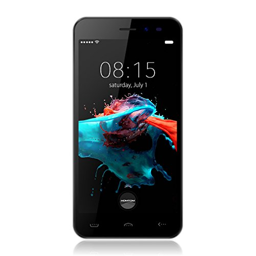 HOMTOM HT16 Smartphone 3G ( 5,0 Zoll HD Touch-Display Handy, 8MP Kameras, 1GB RAM, 8GB interner Speicher, Dua-SIM 3000mah Android 6.0 )