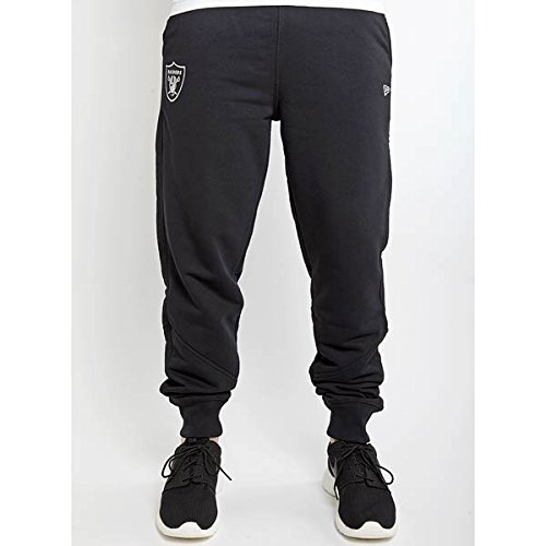 new era NFL TEAM OAKLAND RAIDERS TRACK PANT black (Track Team Pant)