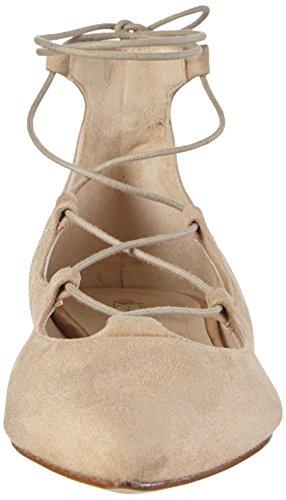 Paco Gil - P3061, Scarpe col tacco con cinturino a T Donna Marrone (Marrone (tortora))