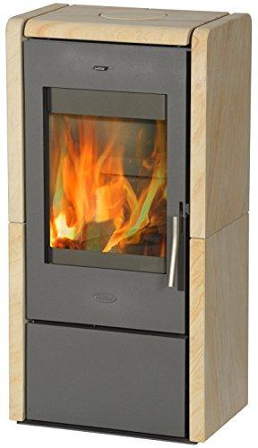Fireplace Kaminofen ARNO Sandstein