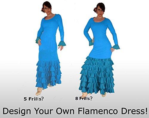 d2785d23d427 Vestidos ensayo flamenco baratos