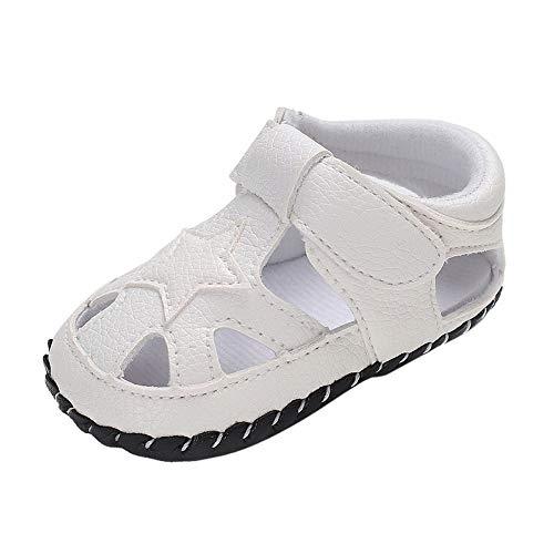 ndalen - Lauflernschuhe Krabbelschuhe Babyschuhe Sommerschuhe OSYARD Kinder Sandalen für Junge Mädchen Kleinkind 0-18 Monate ()