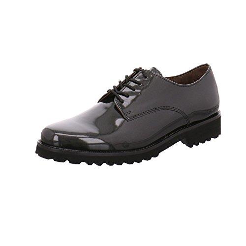 Gabor  51412-93, Chaussures de ville à lacets pour femme Gris