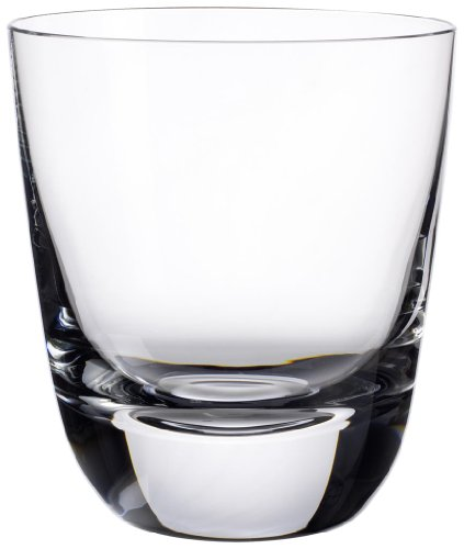 Villeroy & Boch American Bar - Straight Bourbon Double Old Fashioned Whiskyglas, 460 ml, Kristallglas, Klar
