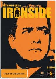 IRONSIDE - THE COMPLETE FIFTH SEASON (7DVDS) (PAL) (REGION 4)