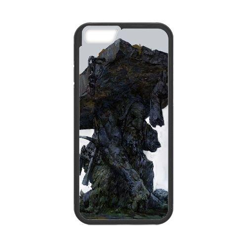Df Statue Dwarf Fortress coque iPhone 6 4.7 Inch Housse téléphone Noir de couverture de cas coque EBDXJKNBO09429