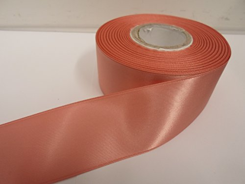 Beautiful Ribbon - 38mm Band, Satin, Dusky Pink, Stück: 1 Dusky Pink Satin