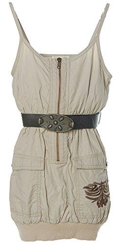 vestido-de-mujer-long-pje-reload-globo-top-con-cinturon