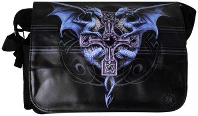 dragon-duo-anne-stokes-messenger-bag