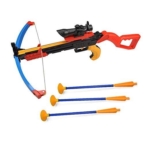 MILAEM Bogenschießen Armbrust Set Bogen & Pfeil Saug Dart Outdoor Sport Training Spiel Kinder Spielzeug Geschenk
