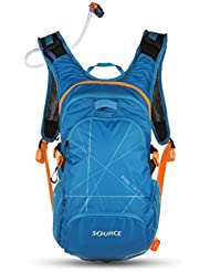 SOURCE Fuse Backpack 12 L Light Blue 2016 Rucksack