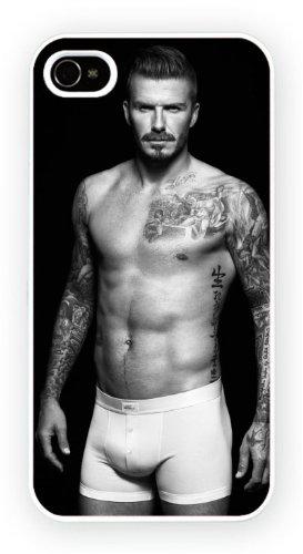 David Beckham Sexy Underwear Art Design, iPhone 6 cassa del telefono mobile lucido