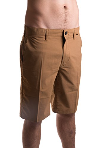 Hurley Herren Shorts Dri-FIT Chino 19 Zoll ALE BROWN