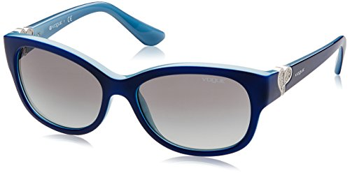 Vogue Gradient Women's Sunglasses - (0Vo5034Sb23781156|56. 0|Grey Gradient) image