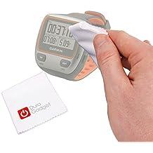 DURAGADGET Gamuza Limpiadora Para Reloj GPS Deportivo Garmin Forerunner 310XT/220 HRM/610 HRM- ¡Olvídese De La Mugre Que Dejan Los Dedos!