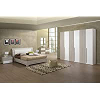 Amazon.it: Nuovarredo - Set arredo camera da letto / Camera da letto ...