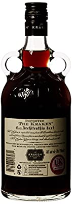 Kraken Black Spiced Rum, 70 cl