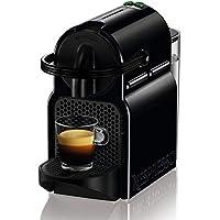 De'longhi Nespresso Inissia EN80.B - Cafetera automática, 19 bares, color negro