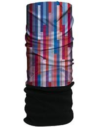 HAD Fleece Stripes over Stripes Multifunktionstuch Schlauchtuch
