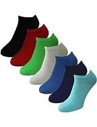 Lavazio® 12 | 24 | 36 | 48 Paar unifarbene Herren Freizeit Sneakers in moderen Farben