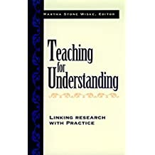 [Teaching for Understanding: Linking Research with Practice] (By: Martha Stone Wiske) [published: October, 1997]