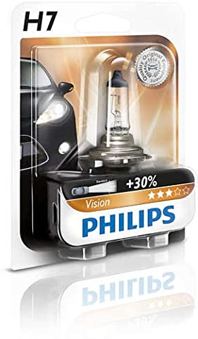 Philips 0730025 12972-PR H7 Premium 55W Bulb
