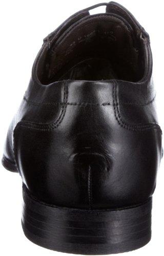 Bugatti U18021, Derby homme Noir (Schwarz 100)