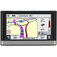 "Garmin nuvi 2548LMT-D 5"" Sat Nav with UK and Western Europe Maps, Free Lifetime Map Updates and Free Lifetime Digital Traffic Alerts"